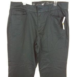 JM Collection Pants No Gap Waistband NWT -ZZ